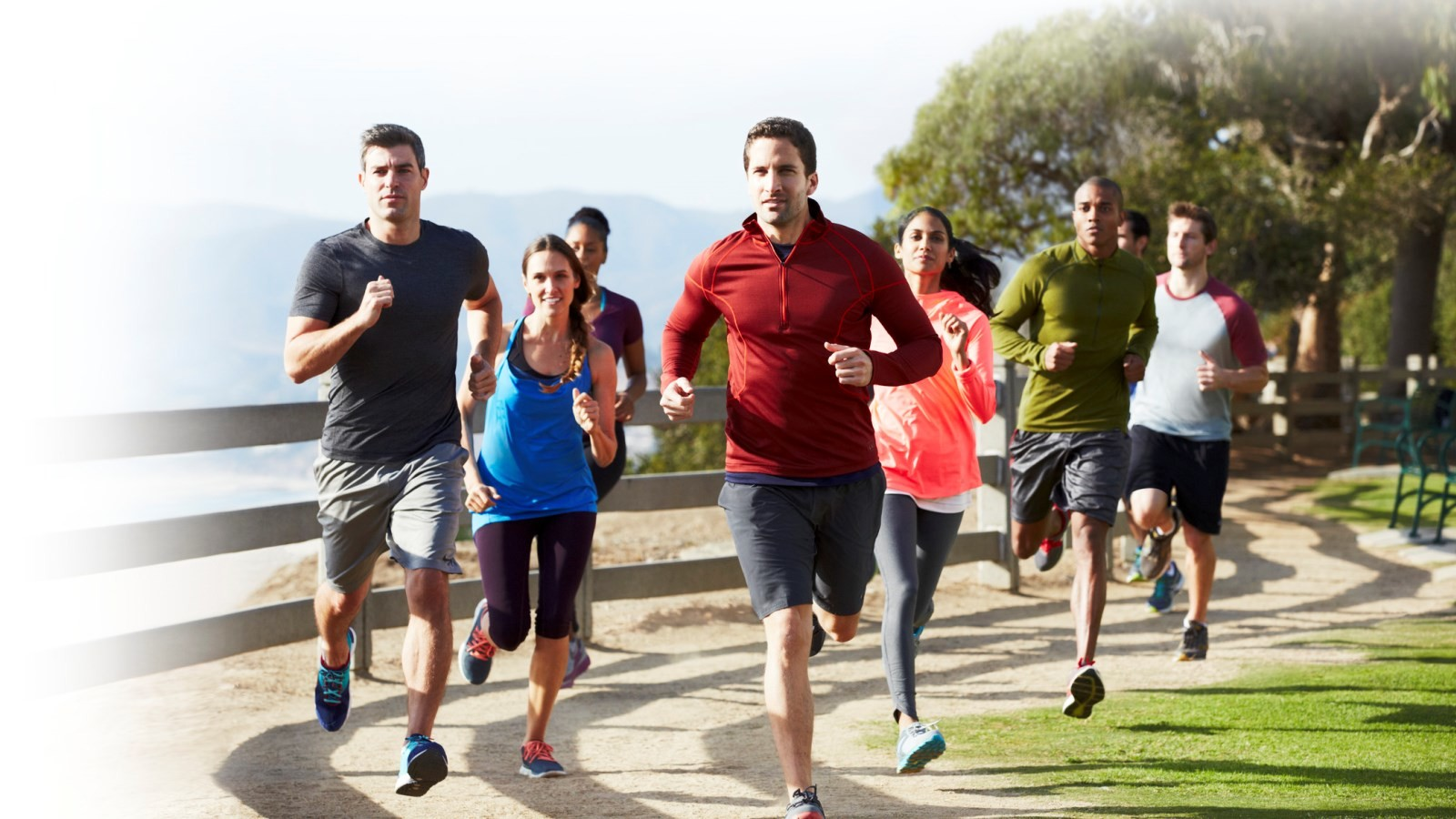 Experts confirm that running, especially in a group, can do wonders for mental health