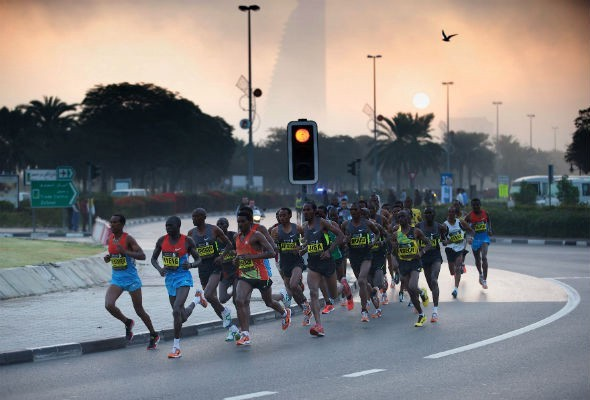 Will the Course Records Fall For the Third Straight Year at 2020 Dubai Marathon!