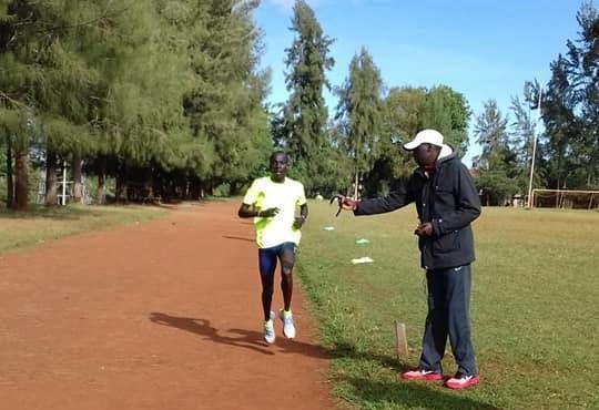 Meet the new Half Marathon World Record Holder Abraham Kiptum, My Best Runs Profile