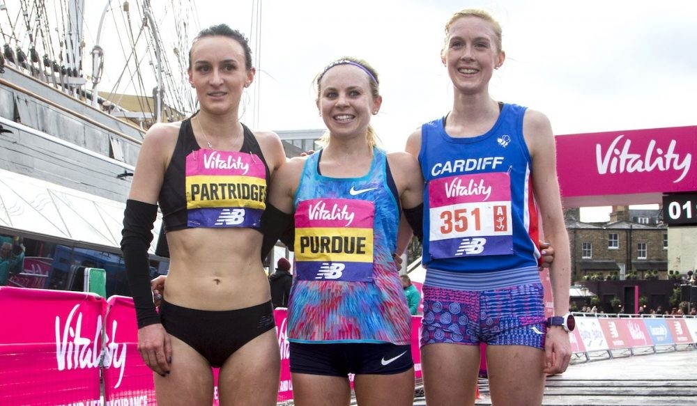 Strong British field is set for The Vitality Big Half