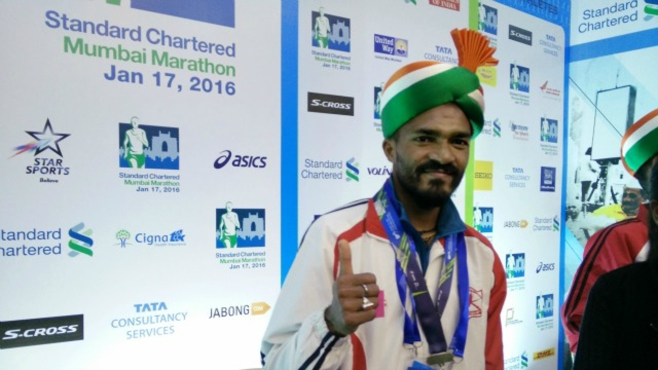 Rawat is aiming to better his own mark at Mumbai Marathon