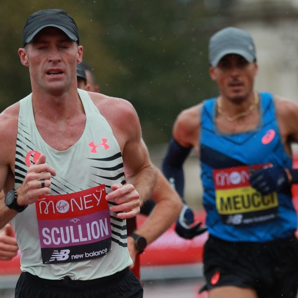 Stephen Scullion sets new Irish Marathon record in London Marathon