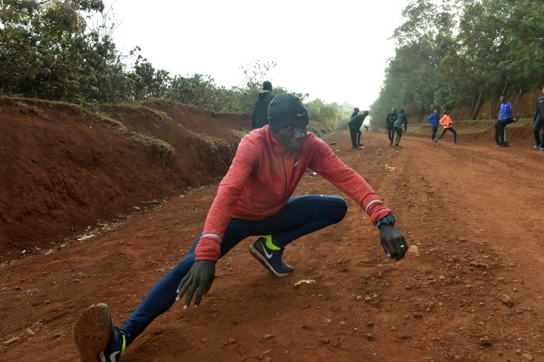 Eliud Kipchoge will have a total of 42 pacemakers as he seeks to run the marathon in under two hours at the INEOS 1:59 Challenge