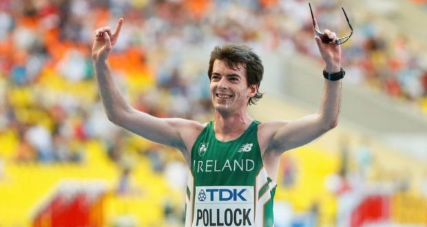 Irish Marathon runner Paul Pollock run his personal best at the Valencia Marathon, 2:10:25 securing the automatic qualifying time for next year's Tokyo Olympic marathon