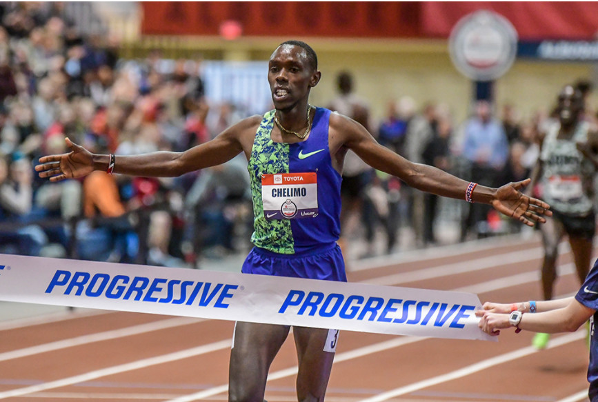 "Paul Chelimo: ""Go Hard Or Suffer The Rest Of Your Life"""