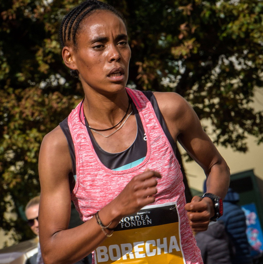 Ethiopia's Bekelech Gudeta Borecha will make her Debut at Scotiabank Toronto Waterfront Marathon