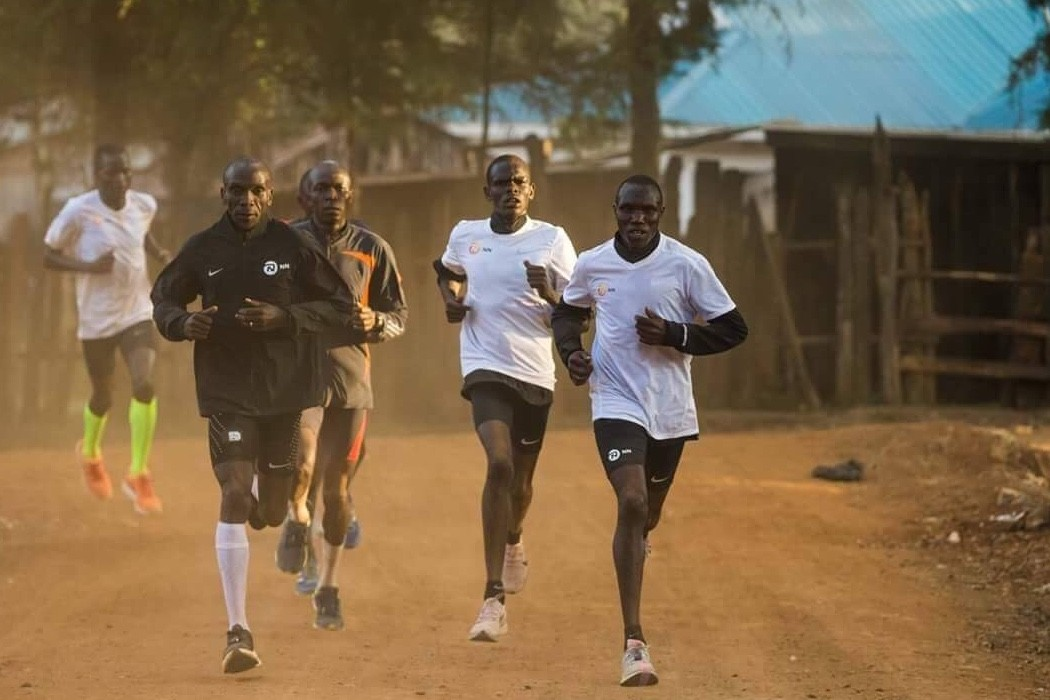 Eliud Kipchoge says he handles pain by smiling - Part two of a three part series on the King of the Marathon