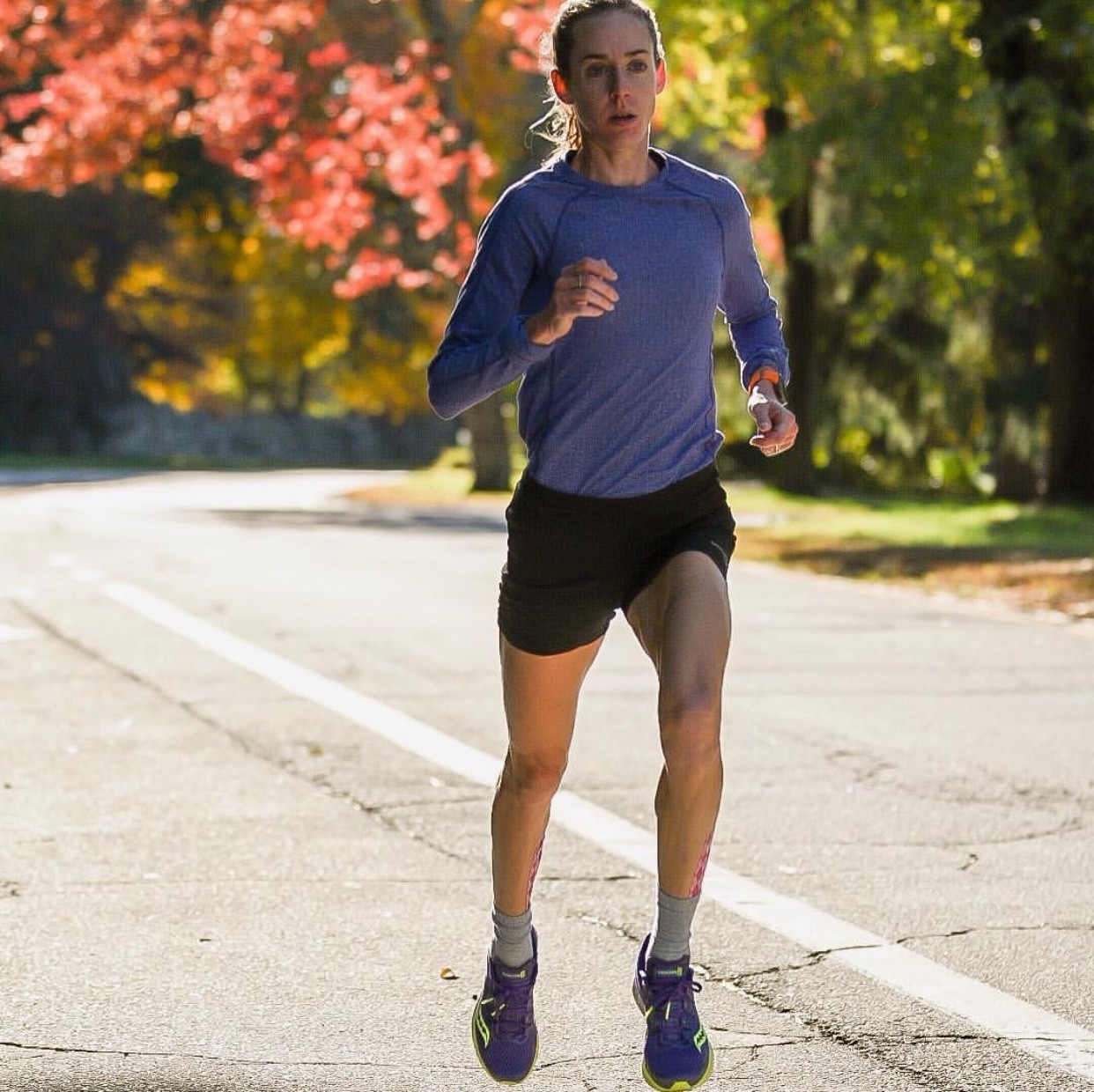 America's Molly Huddle just might be the one to beat at this year's New York City Marathon