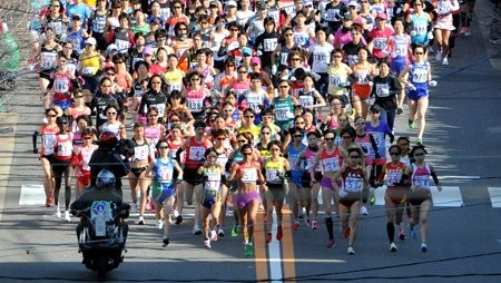 World's Women-only Nagoya Marathon Elite Field is very strong