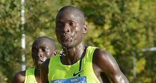 Former double World Marathon Champion Abel Kirui will try to break Eliud Kipchoge's course record in Sunday's Haspa Marathon Hamburg