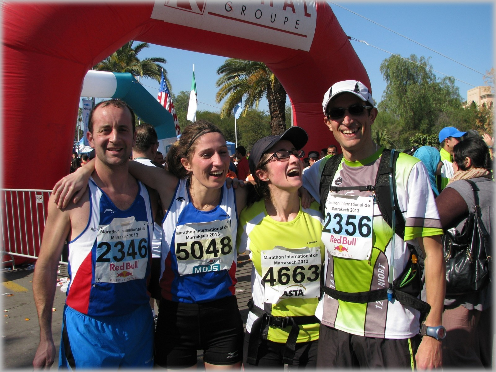 More than 8,500 set for the 29th Marrakech Marathon