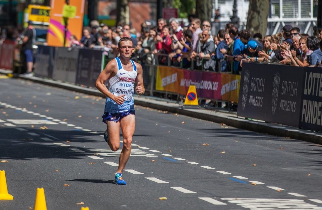 Welsh marathon runner Josh Griffiths will be seeking olympic selection at Scotiabank Toronto Waterfront Marathon