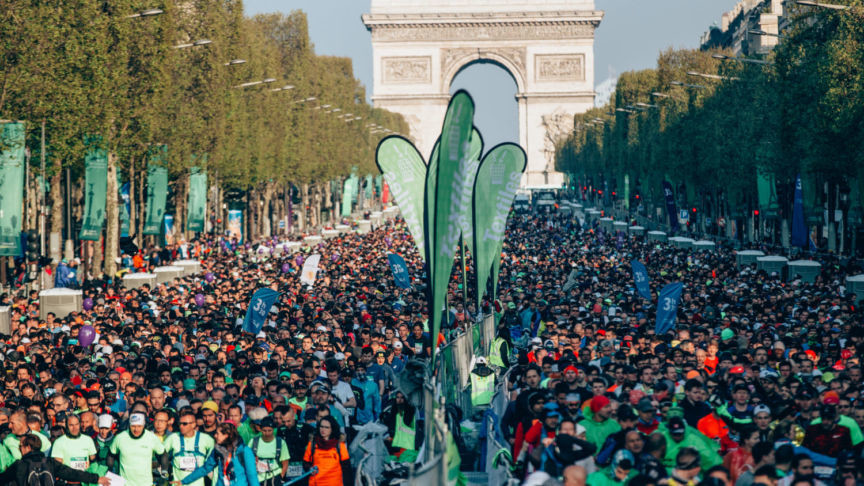 2020 Schneider Electric Paris Marathon will be the first carbon-neutral major marathon in the world
