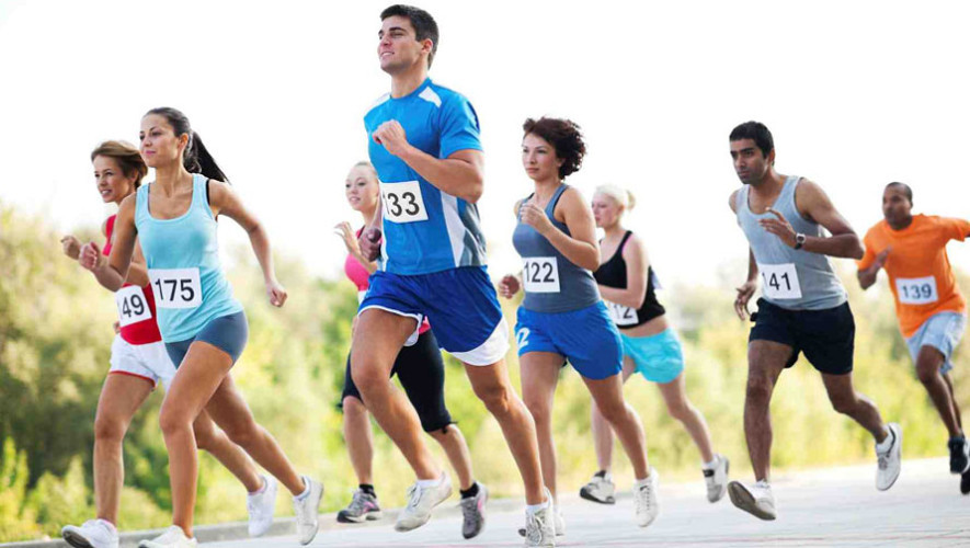 Runners who are better at controlling their emotions tend to have better performance