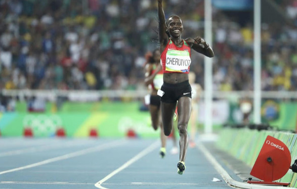 I badly need an Olympic marathon gold medal says Cheruiyot