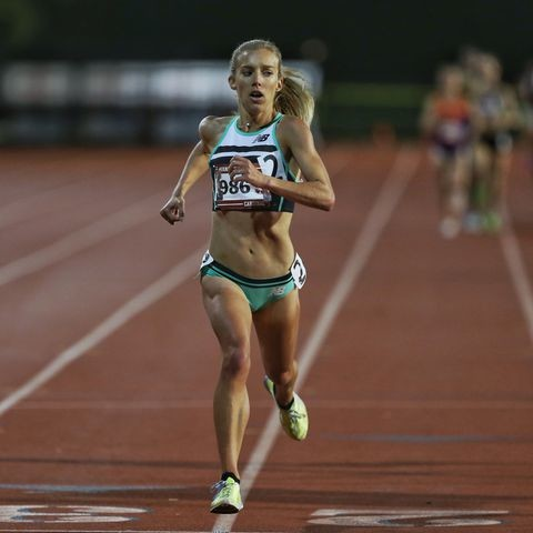 Emily Sisson became the third-fastest American in history with her 30:49 10,000m performance at Stanford on Friday