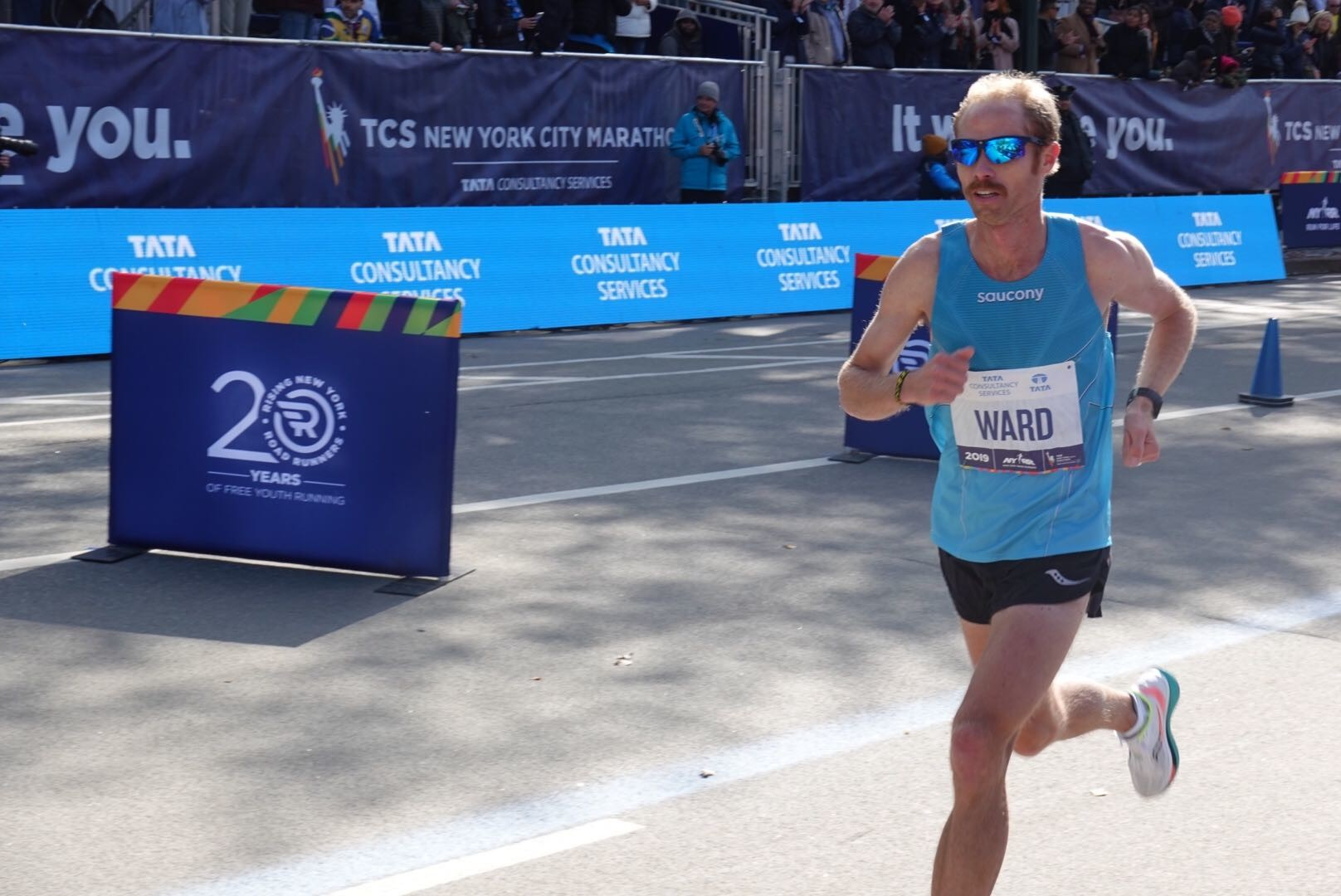 Next stop for Jared Ward is the the U.S. Marathon Trials in February