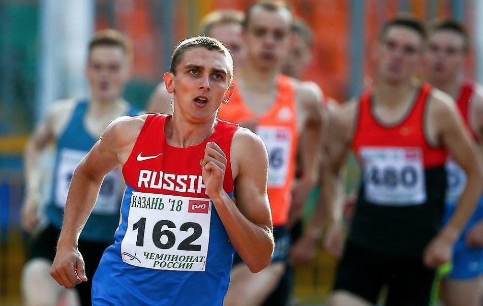 Russian track and field athletes are still the most tested for doping