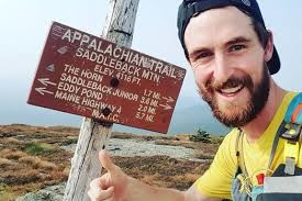 Karel Sabbe Breaks Appalachian Trail Speed Record, finishes supported hike in 41 days 7 hours