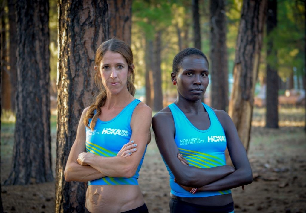 Aliphine Tuliamuk and Stephanie Bruce are set to run the BOLDER Boulder 10K event on Monday