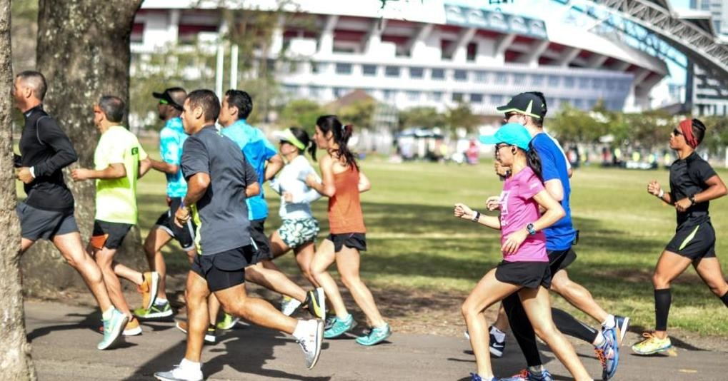 Group running can be more fulfilling that running alone