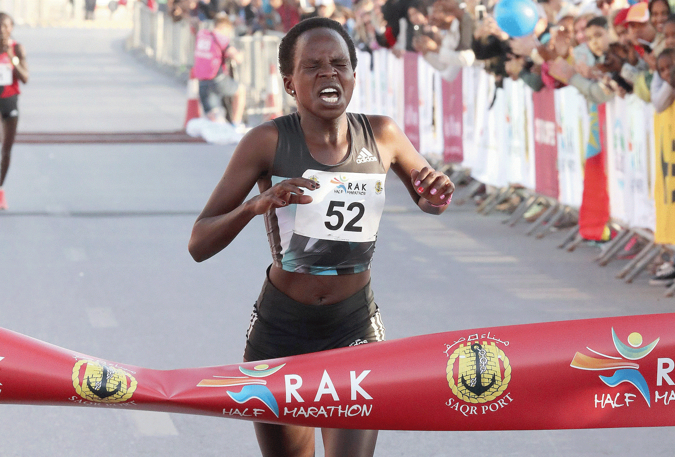 Former World Half Marathon record holder Peris Jepchirchir will be looking forward to reclaim the Ras Khaimah Half Marathon title next month