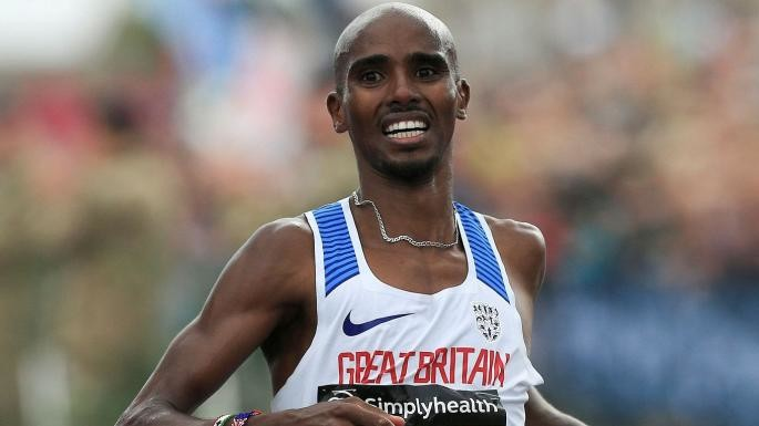 Farah is likely going to run Marathon in Tokyo 2020