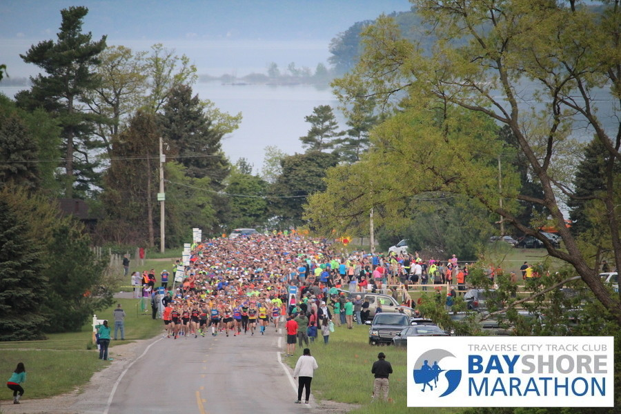This year the 39th annual Bayshore Marathon, Half Marathon and 10K will be transitioning to a virtual event