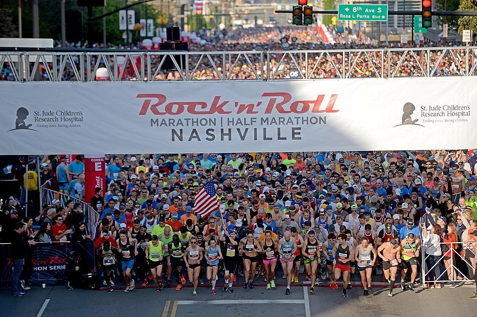 Organizers for the St. Jude Rock 'N Roll Marathon have added a new 6.15 mile course distance to the April weekend run series