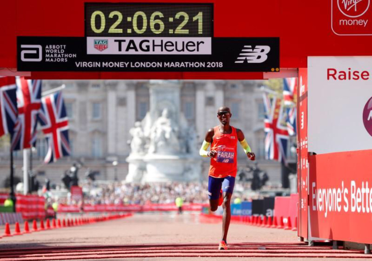Over 400,000 people want to run the 2019 London Marathon, the most ever for any race!