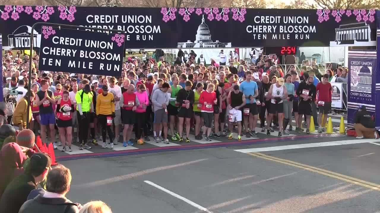 Prize Money and Bonuses Offered Exceed $100,000 at Credit Union Cherry Blossom Run