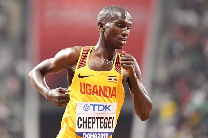 Ugandan World and Olympic champion Joshua Cheptegei is excited to be featured in the worldwide virtual relay marathon due June 6 and 7
