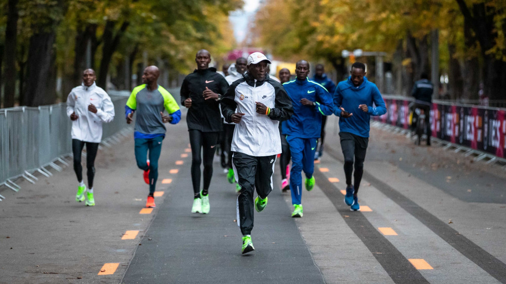 Eliud Kipchoge has an even better chance to break 2 hours in the marathon, according to scientists