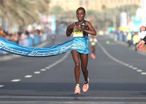 Strong Elite Field Grows For Standard Chartered Dubai Marathon
