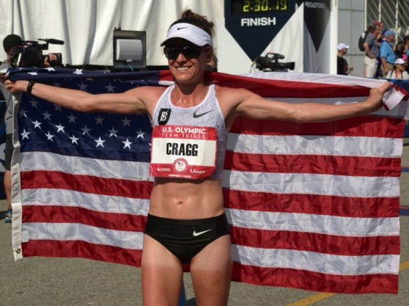 With less than a week and a half to go Amy Cragg Withdraws from 2020 Olympic Marathon Trials