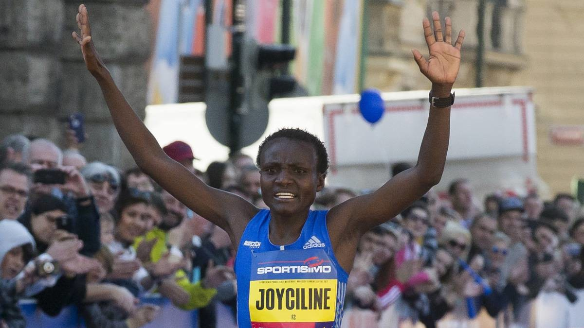 World half marathon record holder Joyciline Jepkosgei has been added to the women's elite field for the Airtel Delhi Half Marathon