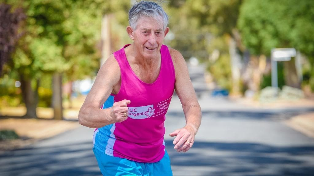 I just refuse to give into old age says 80-year-old marathon runner Bob Wray