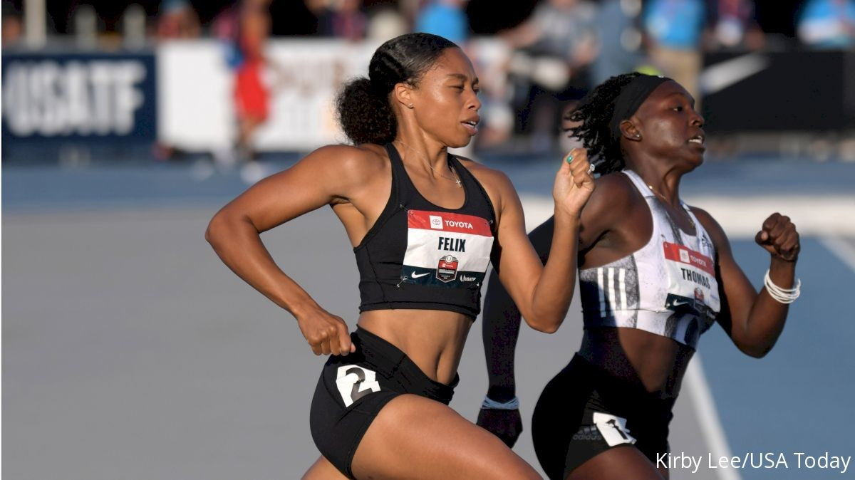 Allyson Felix has signed a multi-year contract with athletic apparel brand Athleta