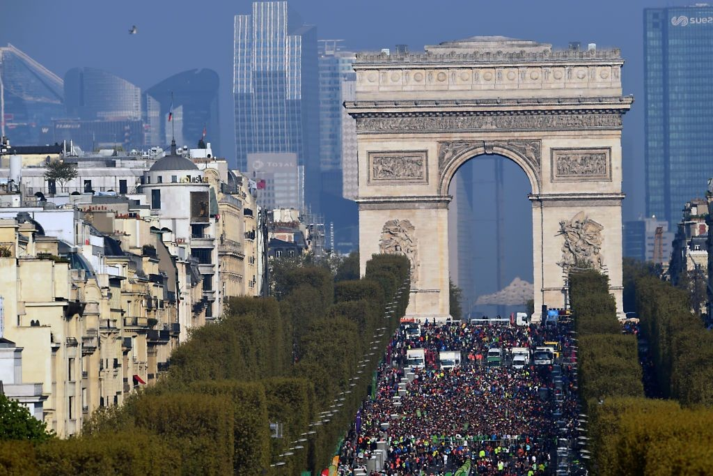 The 2020 Paris Marathon delayed again, now will take place November 15