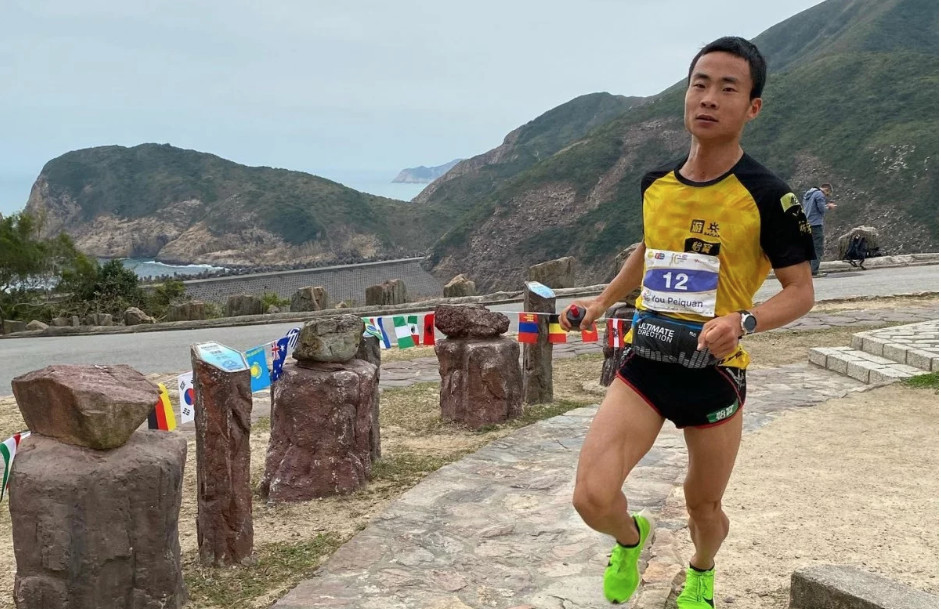 China dominates as You Peiquan and Xiang Fuzhao take titles at the Vibram Hong Kong 100