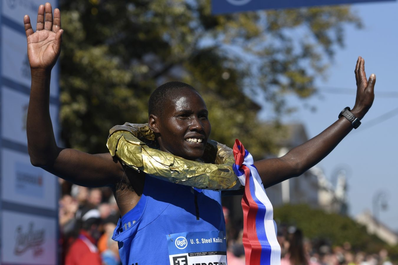 Kenyan team is set to run the oldest marathon in Europe, the Kosice Peace Marathon in Slovakia
