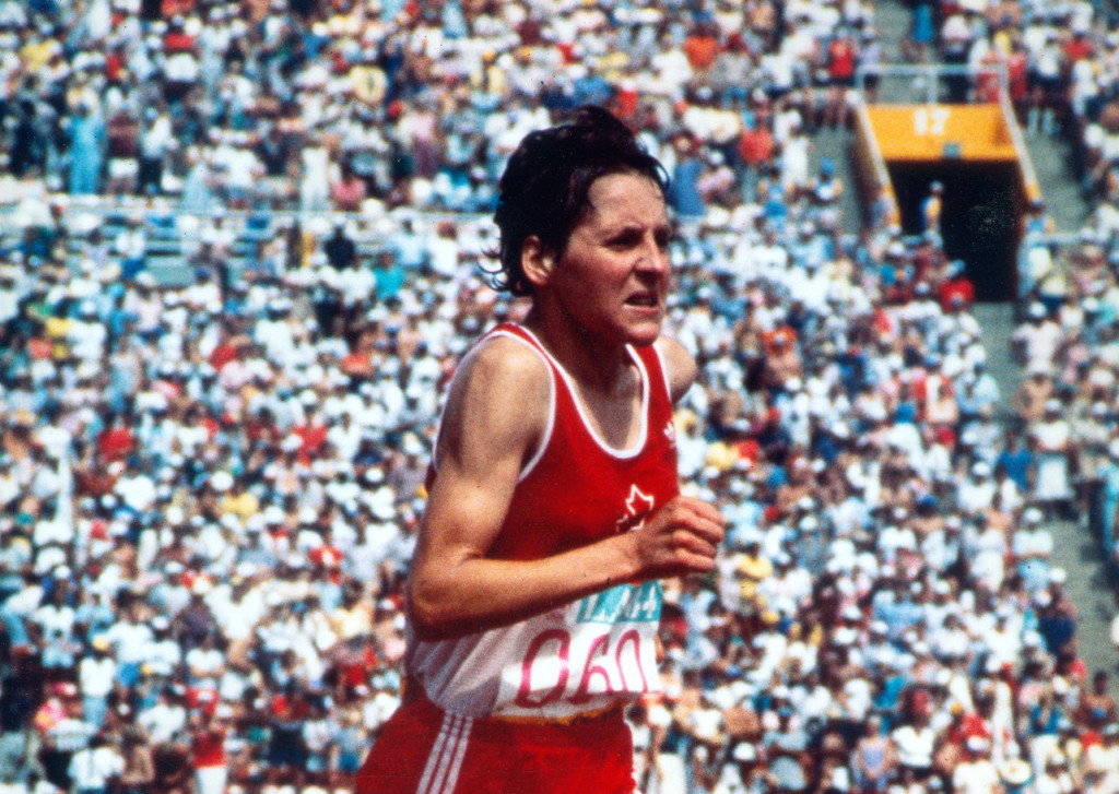 At the Los Angeles Games 36 years ago, Canadian Silvia Ruegger finished in eighth in the first-ever women's Olympic marathon