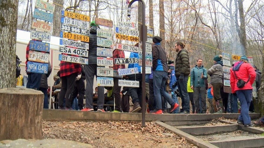 The Barkley Marathons participants are in for a world of Hurt this weekend