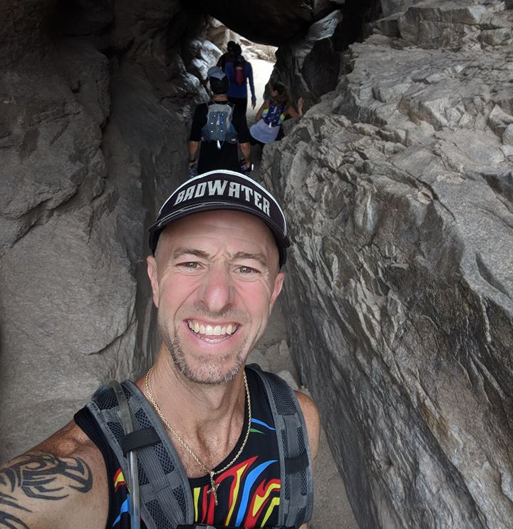 Global Run Challenge Profile: Not only does running keep me sober, it helps me feel balanced says Henry Ward