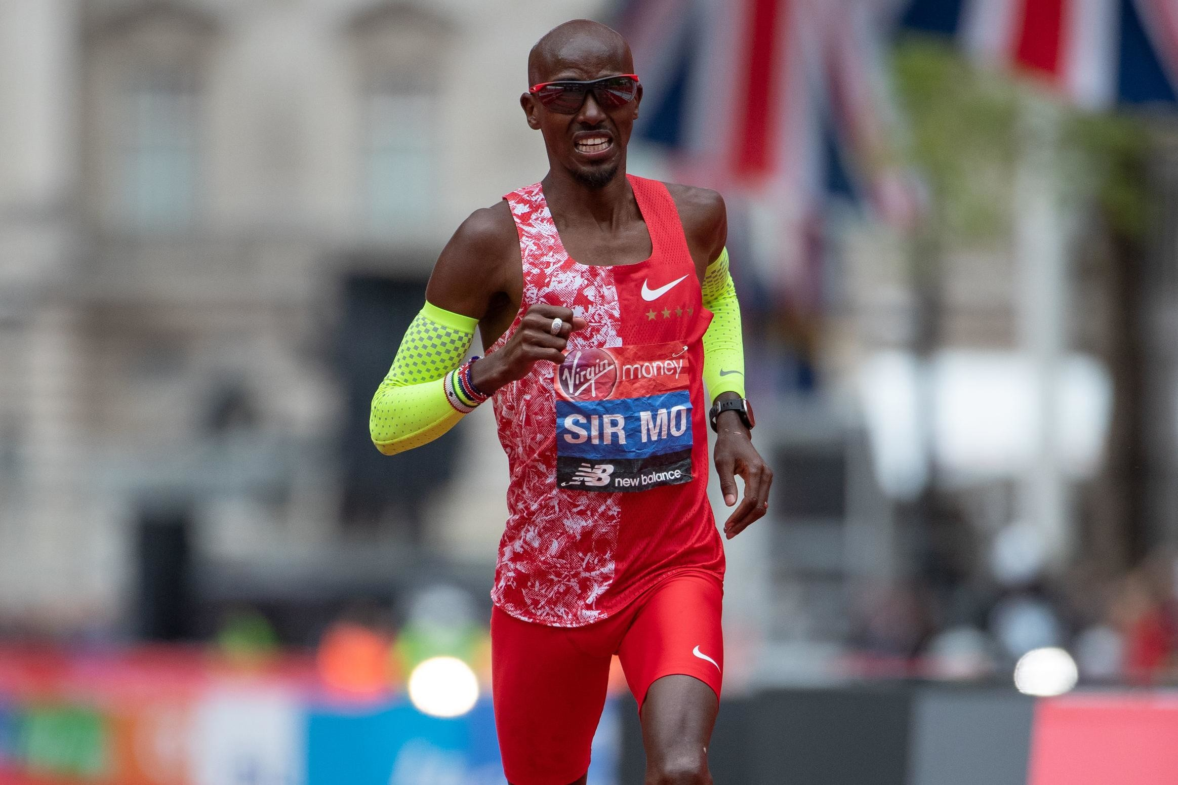 Mo Farah will be the pacemaker for the elite men's race at October's rescheduled London Marathon