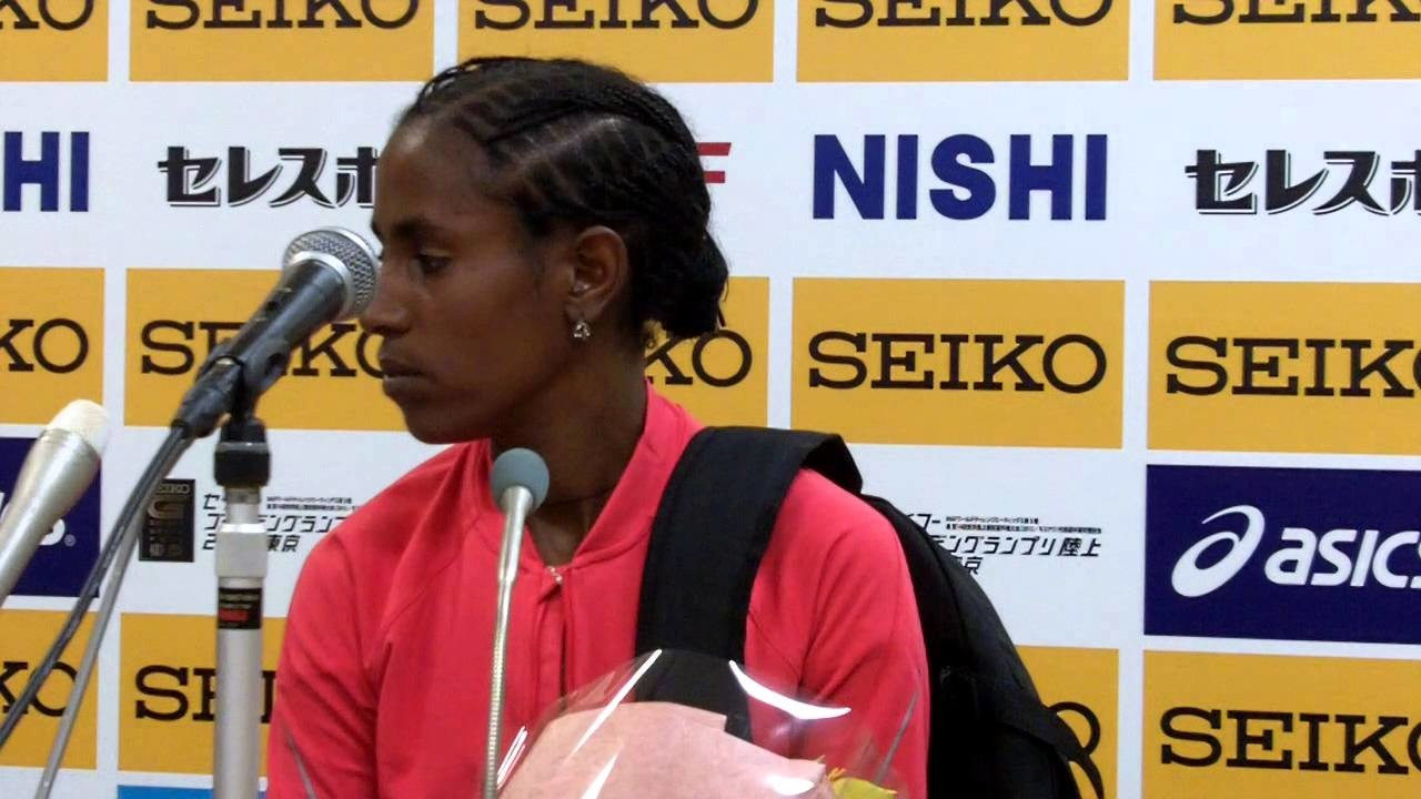 Ethiopian Haftamnesh Tesfay leads a quartet of sub-2:22 runners at the 39th edition of the Osaka Women's Marathon