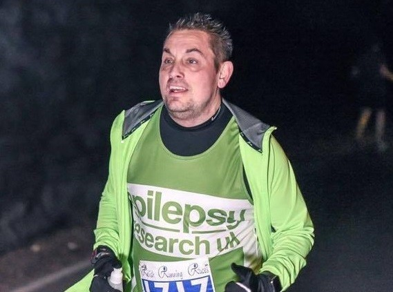Chris Dunn-Veale, 46, runs 856km, completed nine ultra-marathons, with one race 106km long, seven 100km long, and one 50km