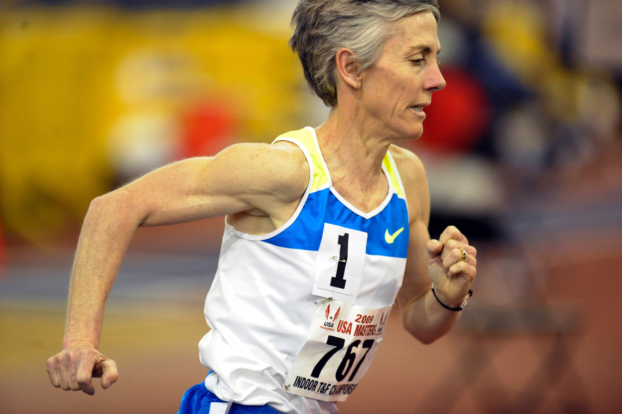 Olympic Champion Joan Benoit- Samuelson now 61 wants to break the world 60 plus record at Chicago  Marathon