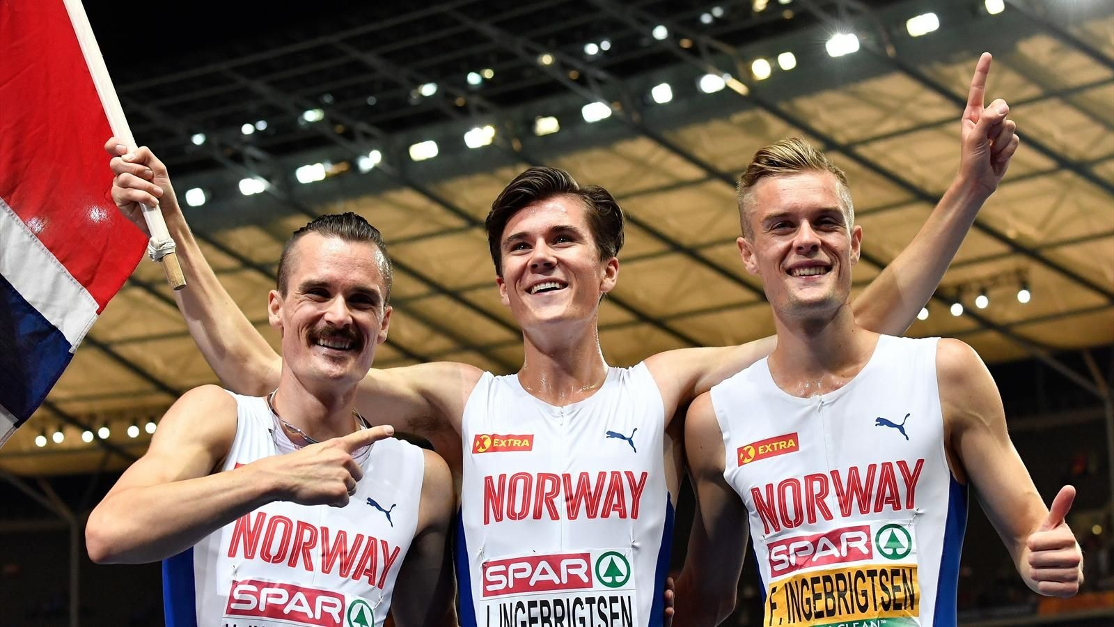 Ingebrigtsen brothers Jakob, Filip and Henrik hope to help Eliud Kipchoge break two hours for the marathon in Vienna in October