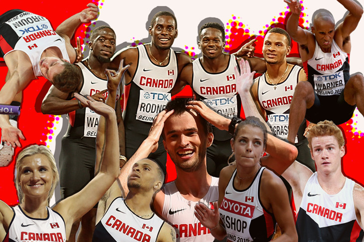 14 athletes named to Athletics Canada's team for the 2018 IAAF World Indoor Championships